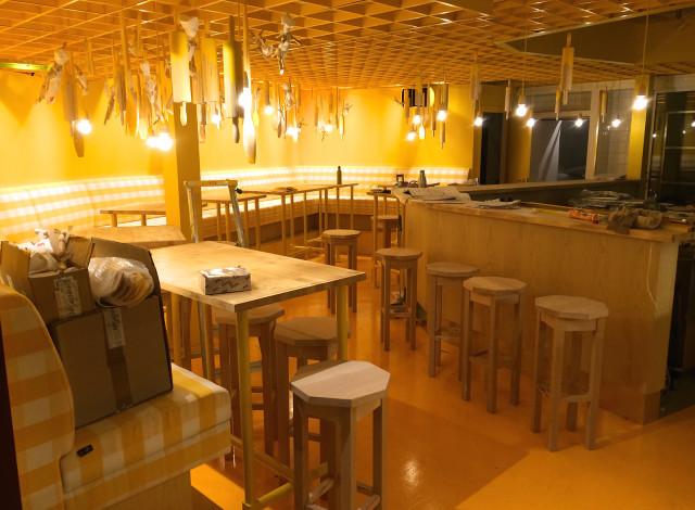Restaurangprojekt - Kök