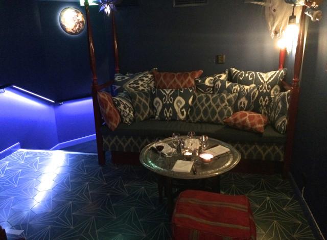 Restaurangprojekt - Sovrum